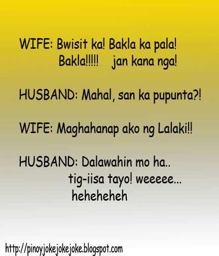 Funny Joke Quote: Jokes Tagalog Quotes. QuotesGram