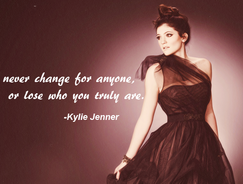 Kylie Jenner Quotes Quotesgram. Sad Quotes On Instagram. Short Quotes With The Word Love. Adventure Quotes John Green. Quotes Deepest Condolences. Book Quotes From Books. Quotes About Enduring Change. Winnie The Pooh Quotes It's A Blustery Day. Fashion Quotes Vogue