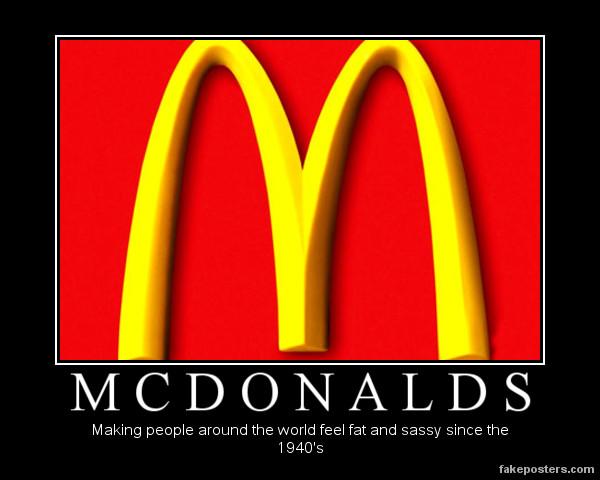 Mcdonalds Funny Fitness Quotes. QuotesGram