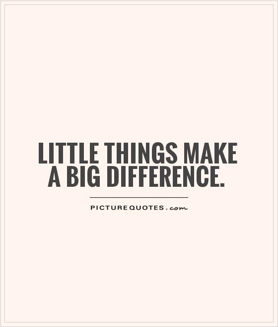 Inspirational Quotes About Positive: Make A Difference Quotes. QuotesGram