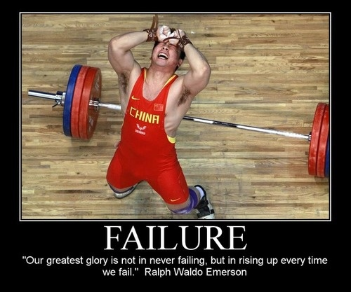 Inspirational Quotes About Failure In Sports: Sports Failure Quotes. QuotesGram