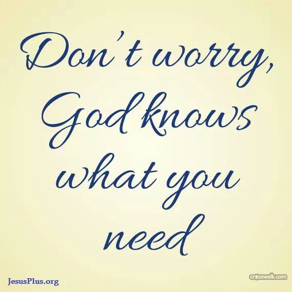 Free Christian Quotes: Worry Free Christian Quotes. QuotesGram