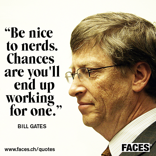 Quotes On Technology: Bill Gates Quotes About Technology. QuotesGram