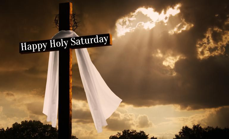 Quotes about holy saturday quotesgram - Holy saturday images and quotes ...