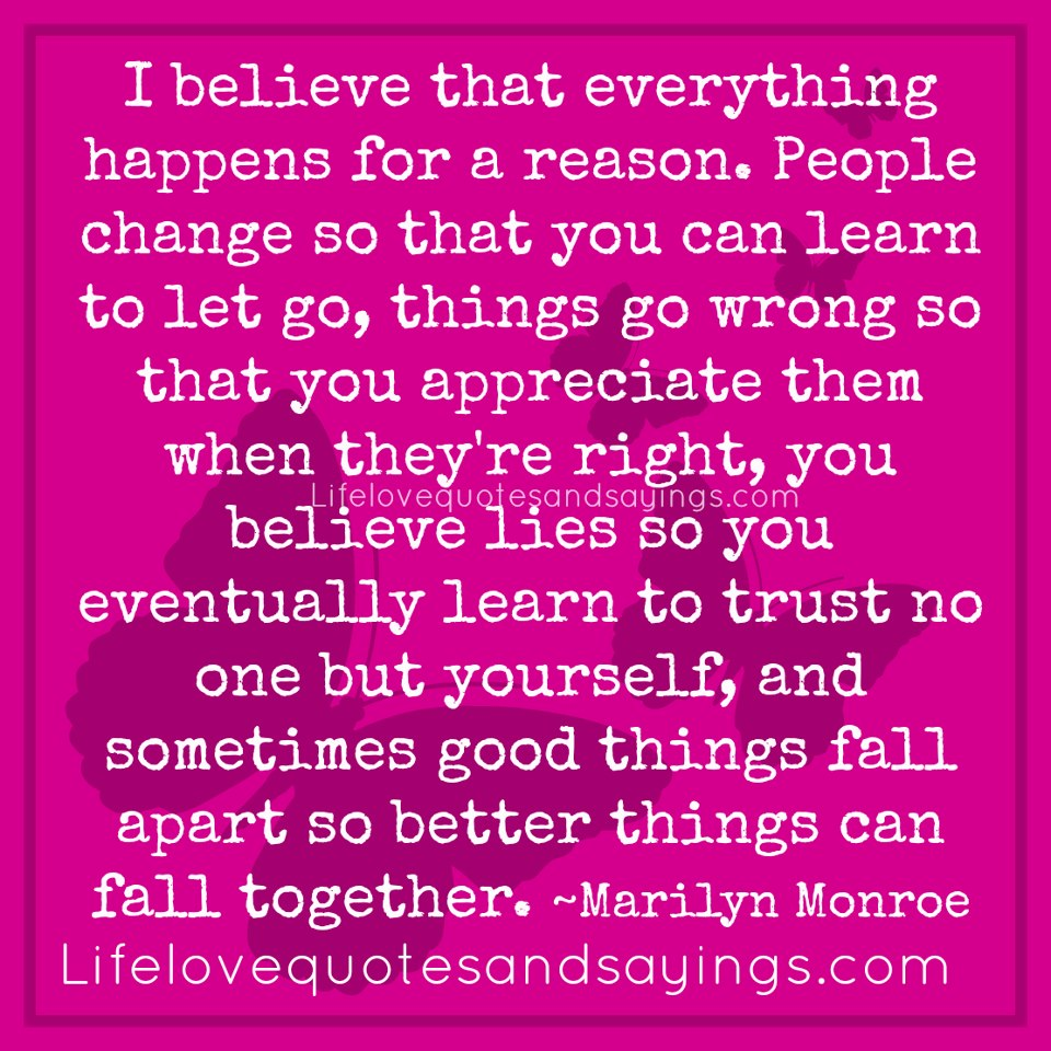Learn To Trust Quotes: Quotes About Learning To Trust Others. QuotesGram