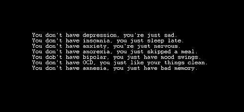 Sad Quotes About Depression: Relatable Depression Good Quotes. QuotesGram