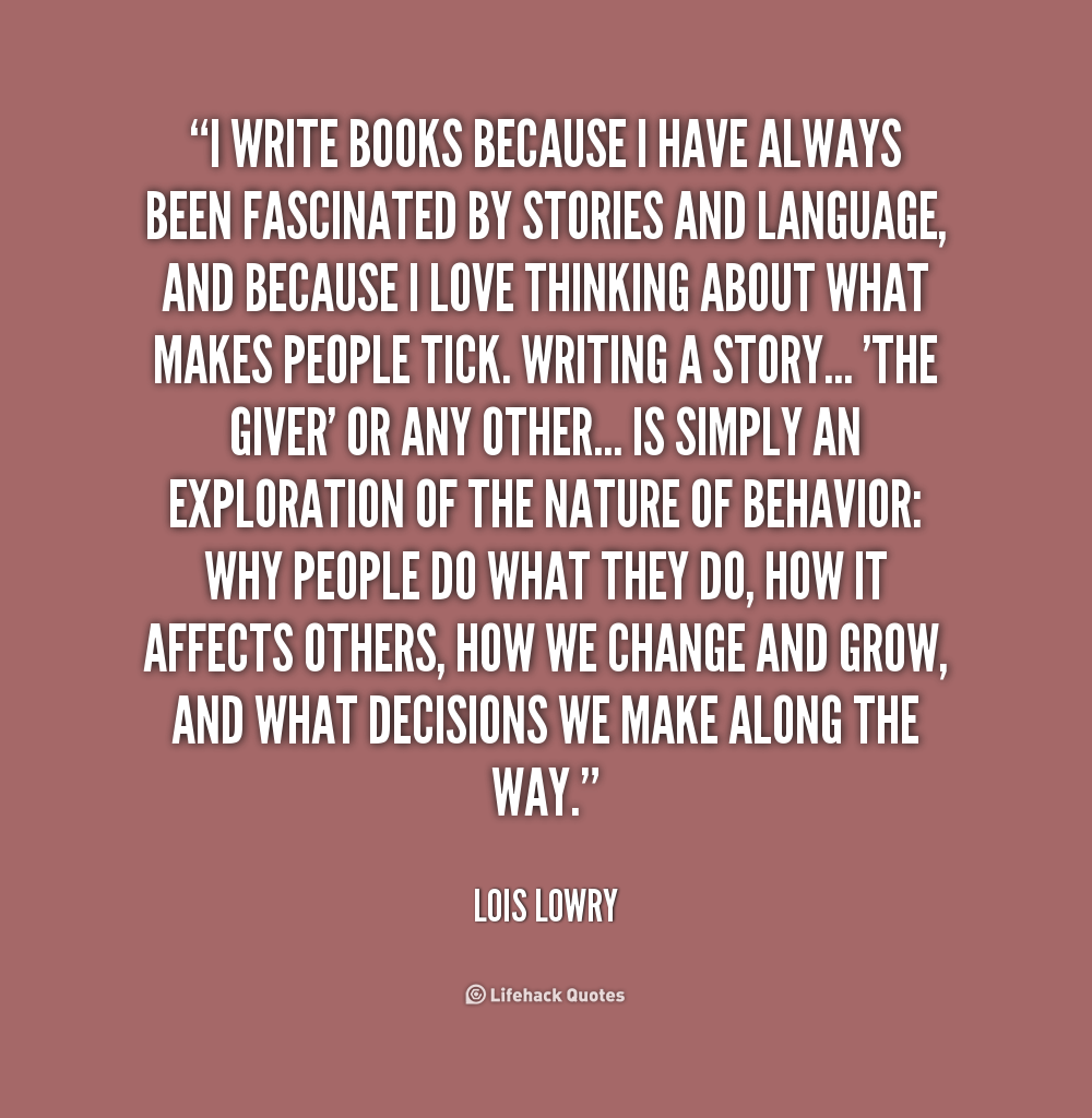 I Love You Quotes: Giver Lowry Quotes. QuotesGram