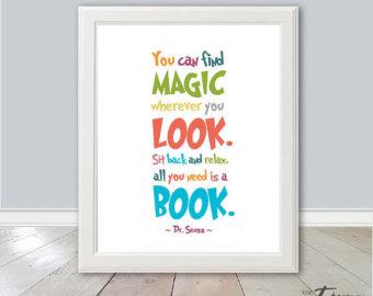 Seuss Quotes Reading Quotesgram