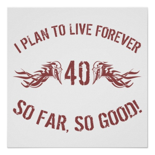 40 Birthday Quotes For Women Quotesgram: Funny Quotes About Turning 40. QuotesGram