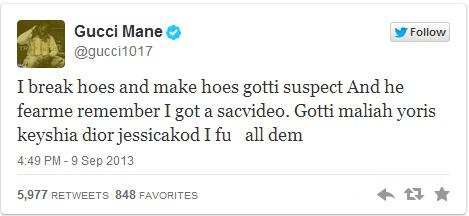Gucci Twitter Quotes. QuotesGram