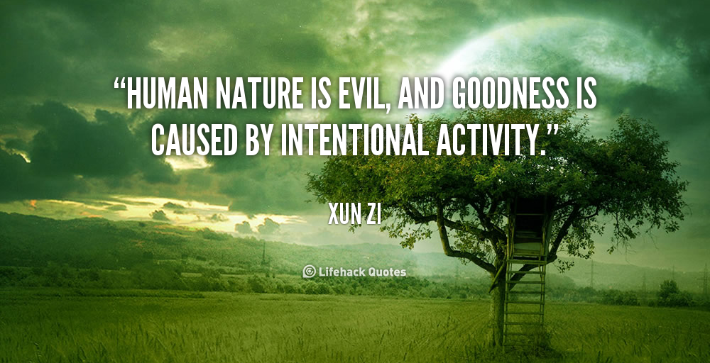 Quotes Humans And Nature