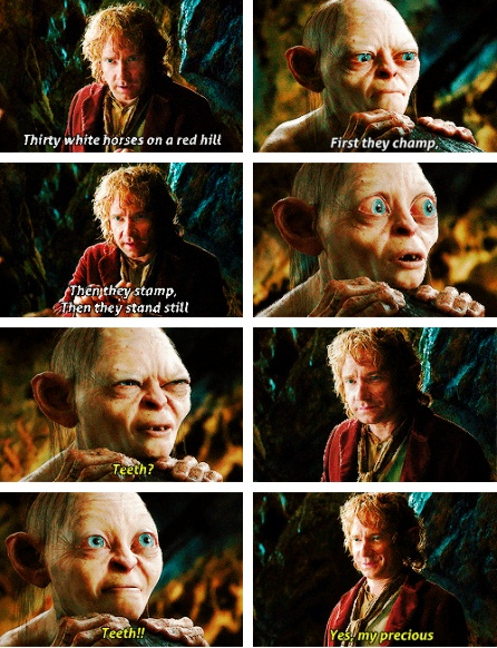 good thesis for the hobbit