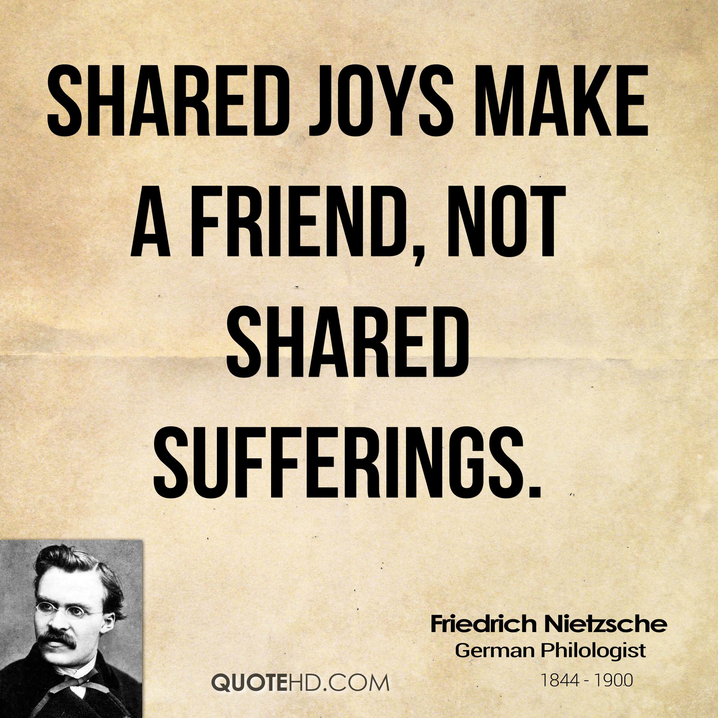 Quotes Friendship Nietzsche : Philosopher nietzsche quotes quotesgram