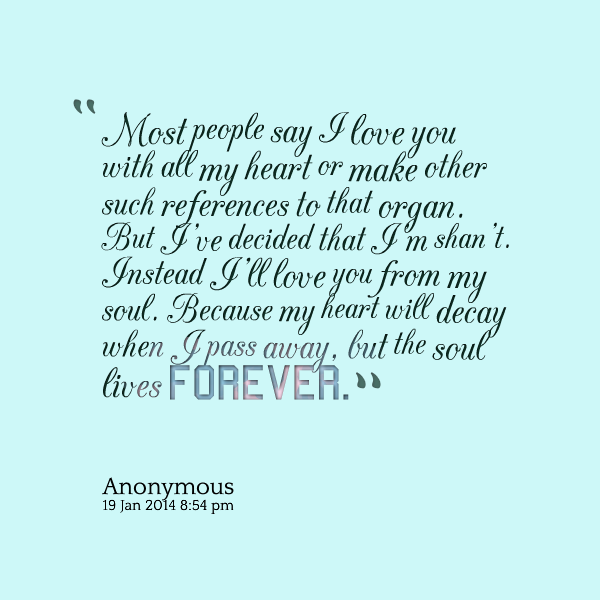 I Love You Quotes: I Love You Quotes For Him With All My Heart. QuotesGram