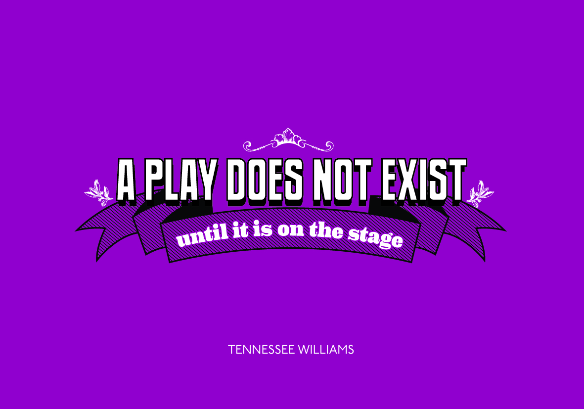 Quotes About Theater. QuotesGram