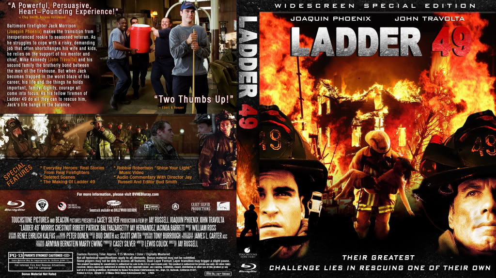 ladder 49 movie review