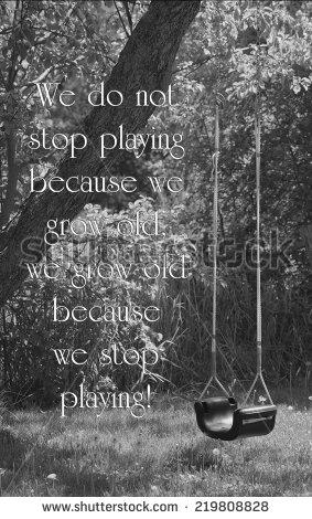Swing Set Quotes Quotesgram