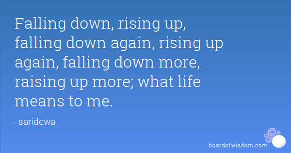 Quotes About Rising Again. QuotesGram