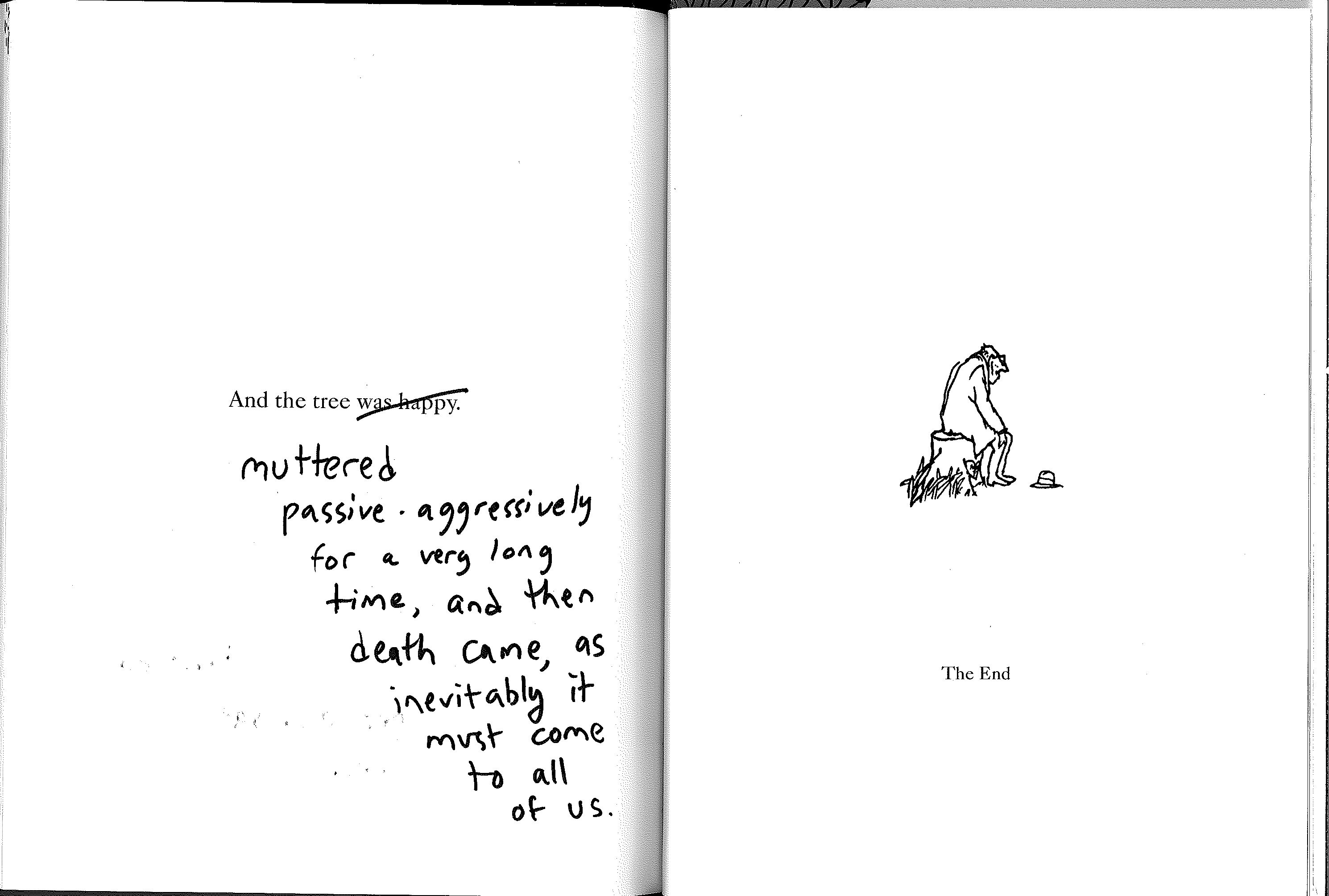 Giving Tree Shel Silverstein Quotes: Book The Giving Tree Quotes. QuotesGram