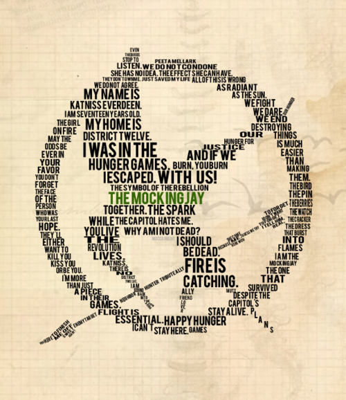 Quotes About Hunger Games Quotesgram