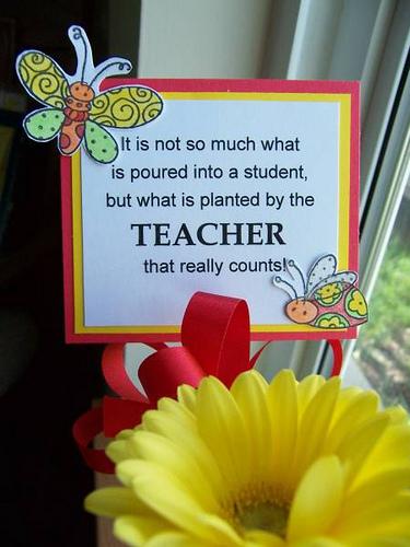 Biblical Teacher Appreciation Quotes. QuotesGram