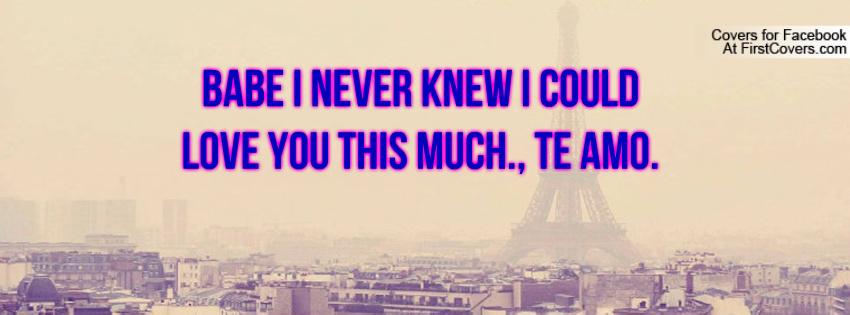 I Love You Quotes: I Love You Babe Quotes. QuotesGram