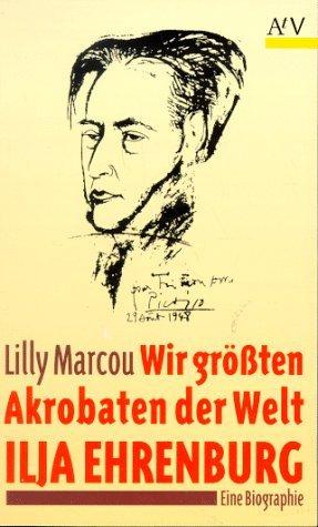 actress ilya ehrenburg