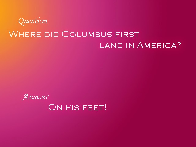 Funny Quotes About Christopher Columbus Quotesgram: Columbus Day Quotes To Share. QuotesGram