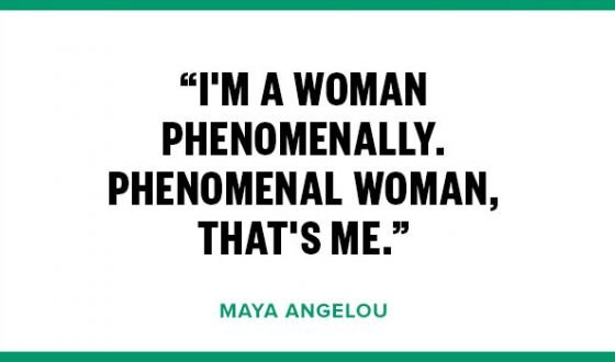 the meaning of phenomenal phenomenal woman
