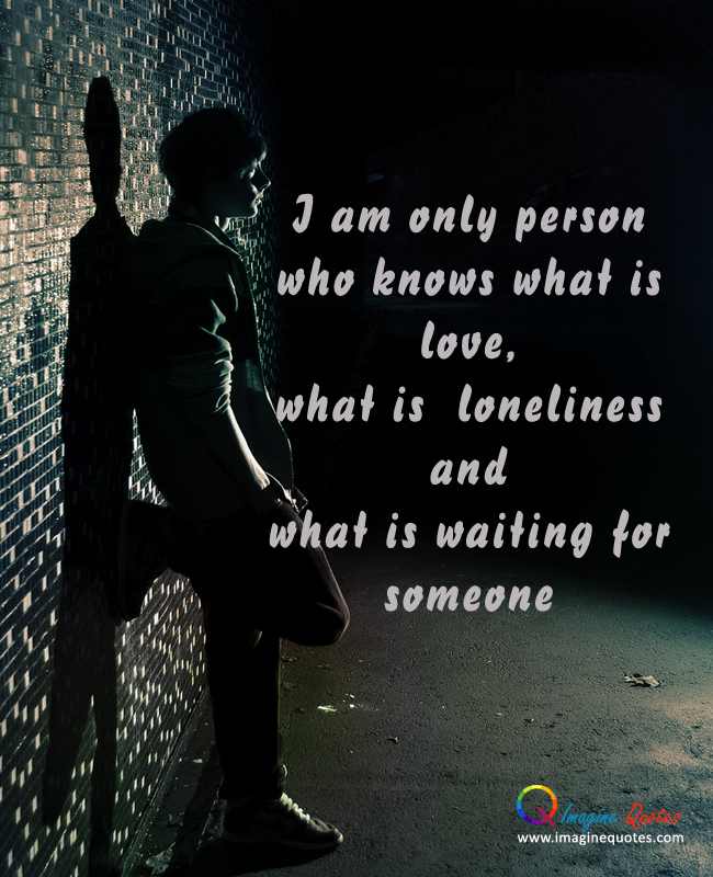 Alone Boy In Love With Quotes. QuotesGram
