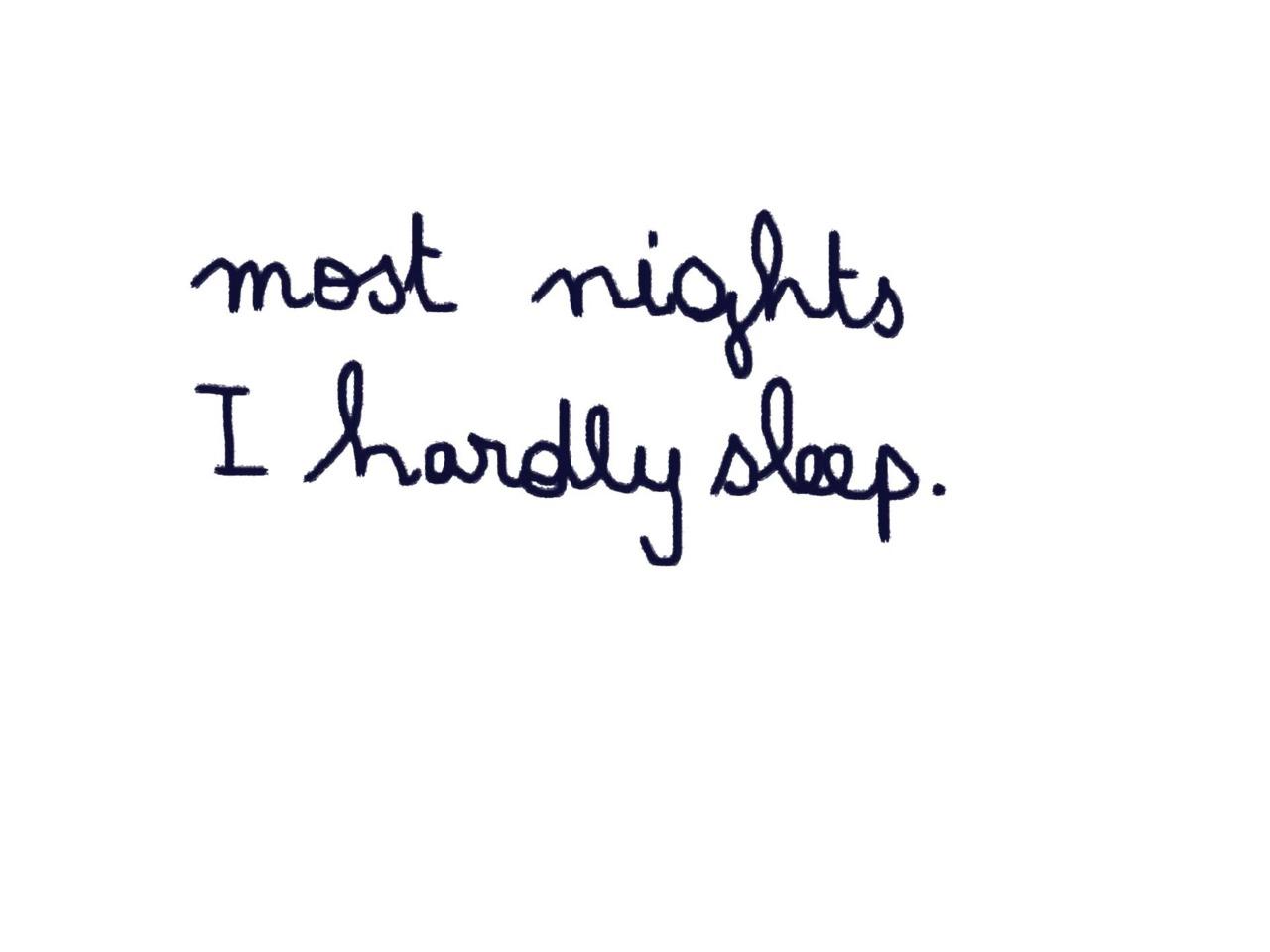 Insomnia Quotes. QuotesGram