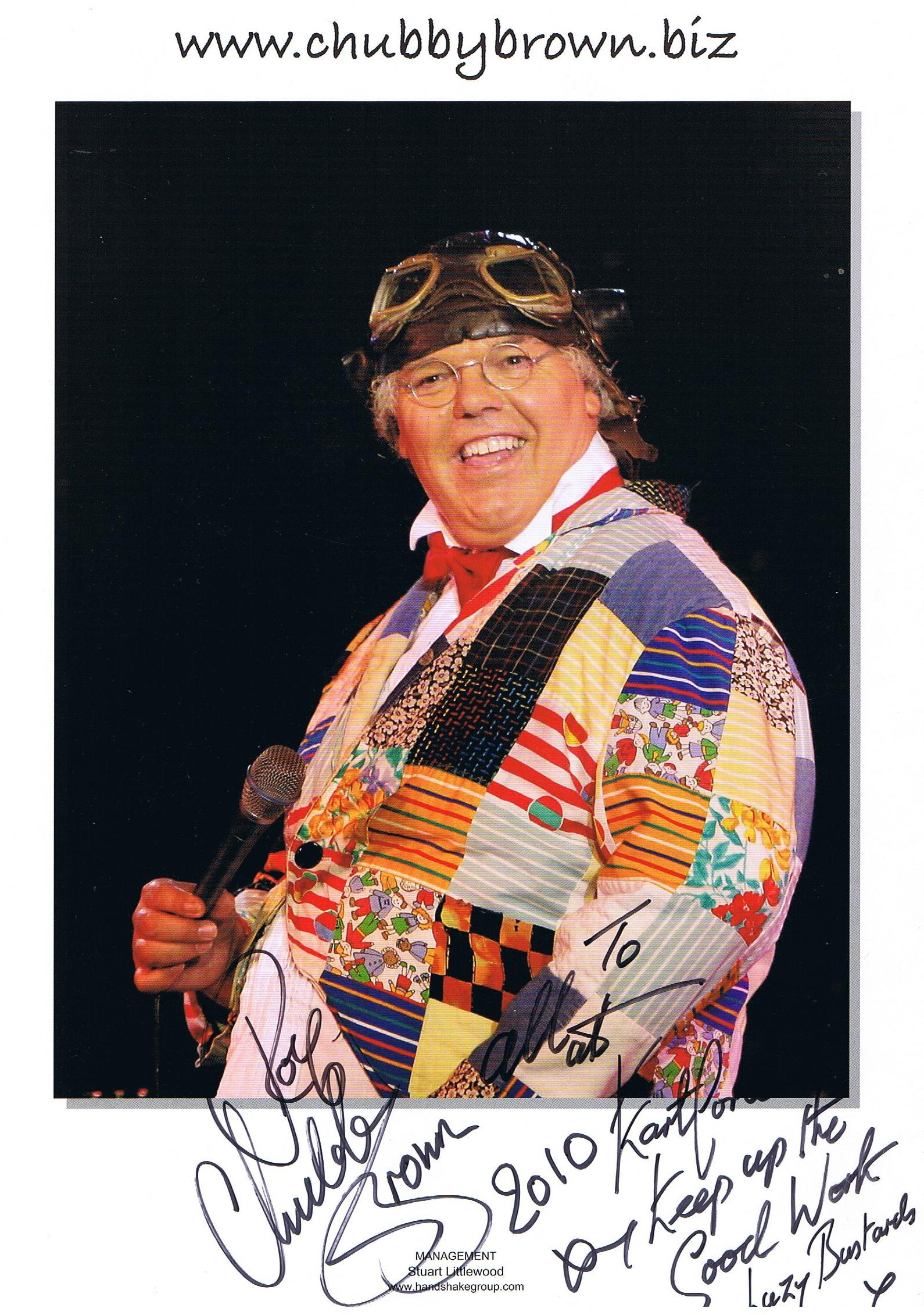 Can roy chubby brown documentary the