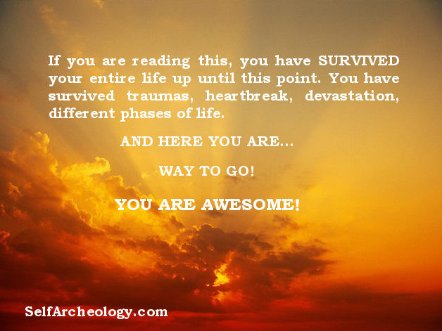 Brand New Day Quotes: Quotes About Surviving Trauma. QuotesGram