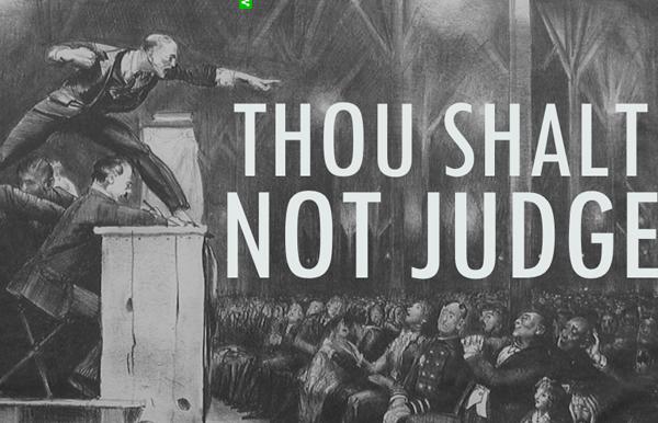 Non Judgemental Christian Quotes. QuotesGram