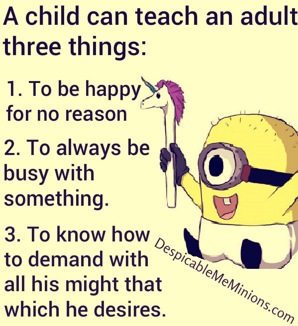 Adult Humor Quotes Quotesgram: Funny Minion Quotes That Are Adult. QuotesGram