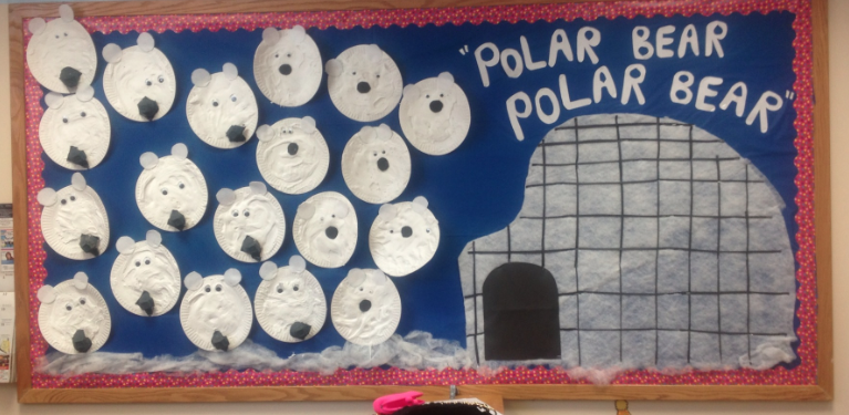 Winter Bulletin Boards For Quotes Quotesgram