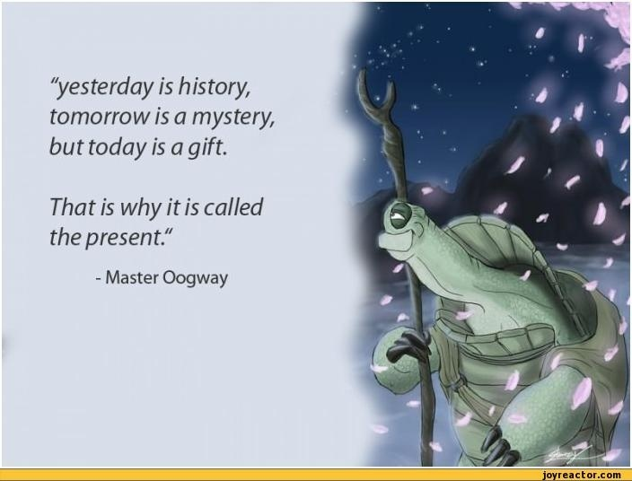 Oogway From Kung Fu Panda Quotes Quotesgram