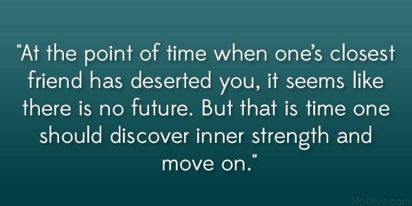 Quote For Heartbroken Friend : Being heartbroken quotes quotesgram