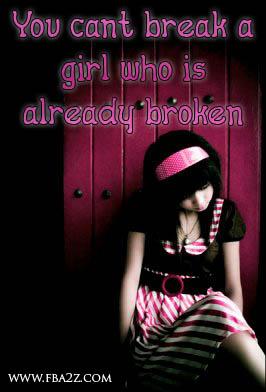 Emotionally Broken Quotes. QuotesGram