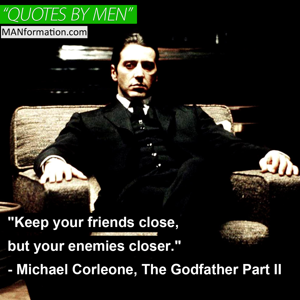 friendship quotes the godfather  quotesgram