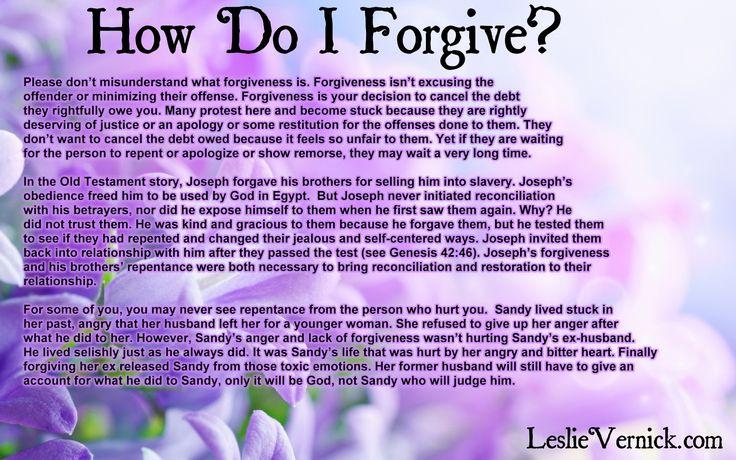 Forgiveness And Trust Quotes. QuotesGram