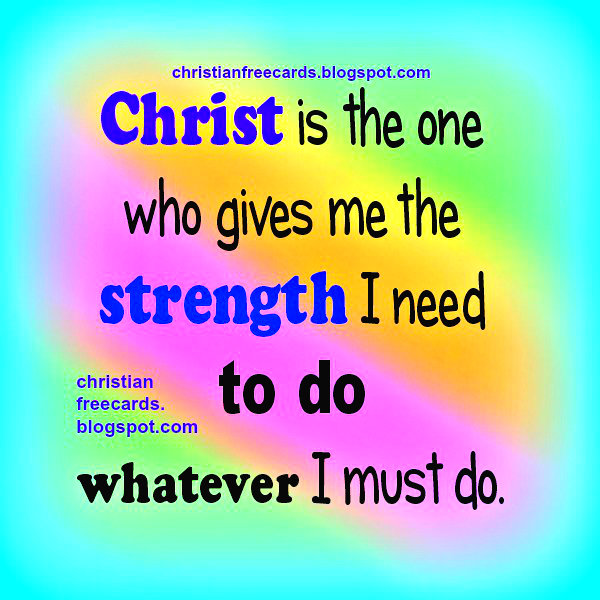 Christian Quotes About Strength In Hard Times. QuotesGram