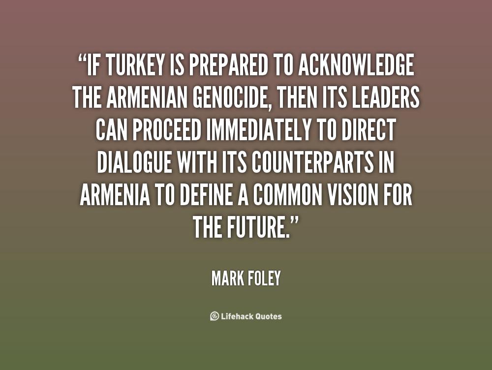 Armenian Genocide Quotes Quotesgram