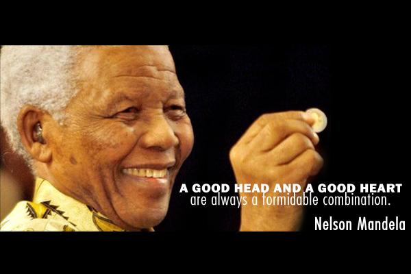 mandela and rugby Nelson mandela, líder reconocido del congreso nacional africano (anc), y primer presidente negro de sudáfrica, murió tranquilamente en su casa el 5 de diciembre.