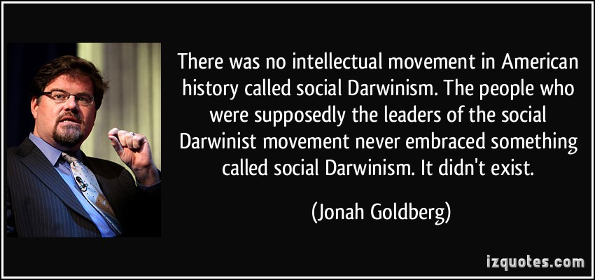 An analysis of the topic of darwinism
