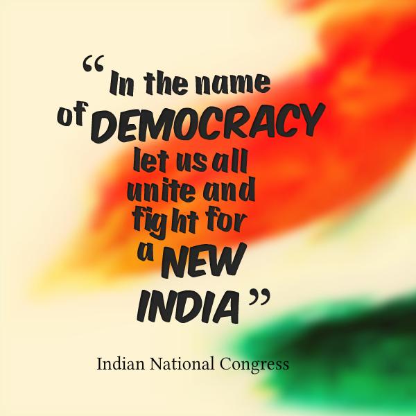 Indian democracy essay in english