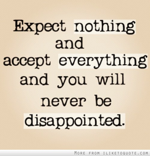Disappoint Quotes. QuotesGram