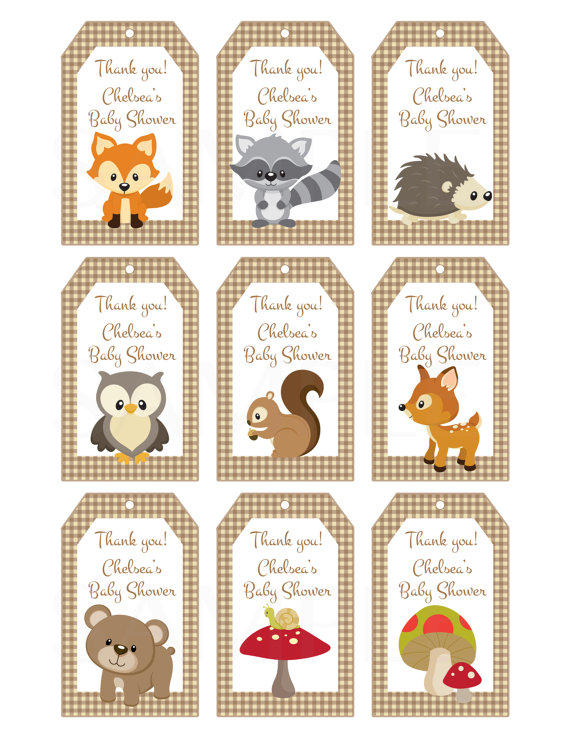 25+ Woodland Baby Shower Theme Ideas (Decorations, Games ...  Woodland Creature Baby Shower Quotes