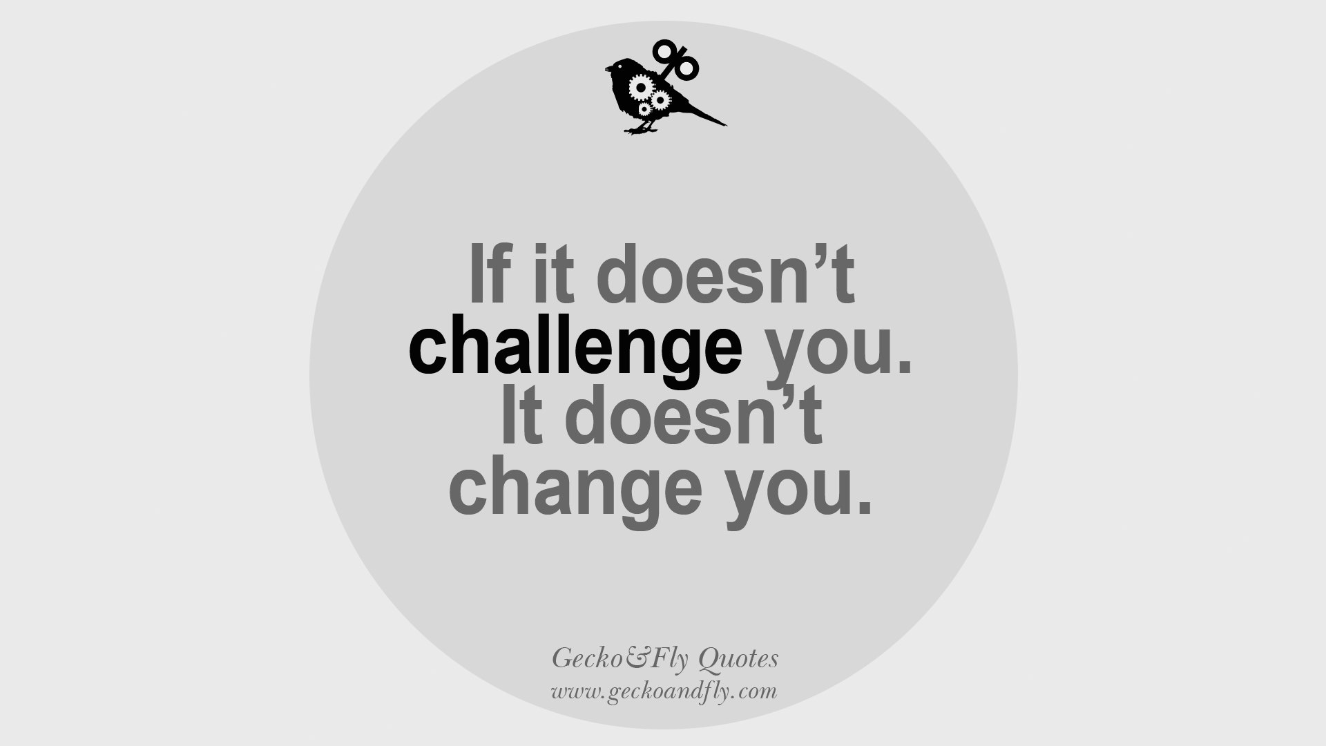 positive quotes about challenges quotesgram