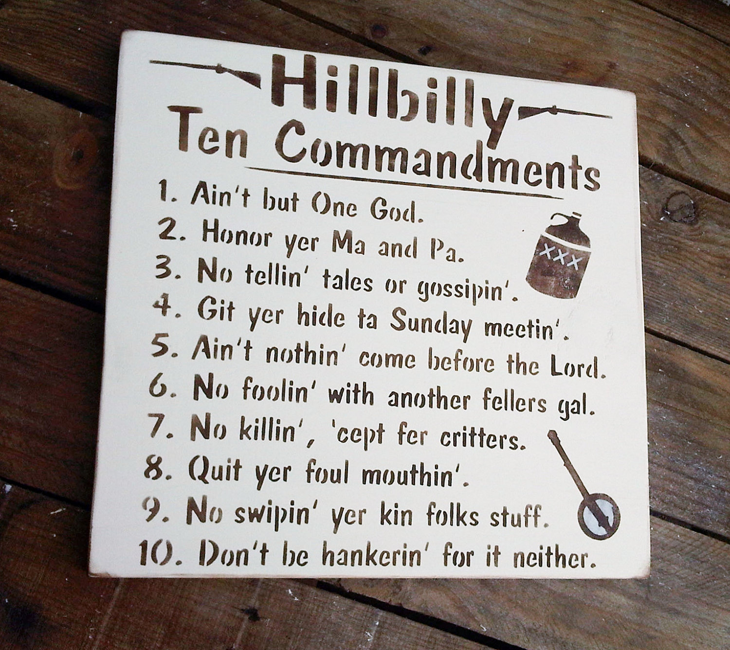 10 Commandments Movie Quotes: Funny Redneck Quotes And Sayings About Families. QuotesGram